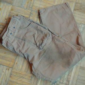 Dickies canvas work pants